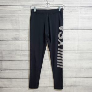 Victoria's Secret Sport Knockout Leggings (Black)